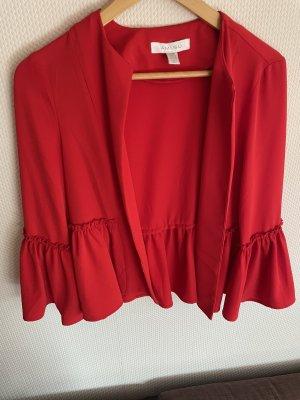 Amisu Korte blazer rood