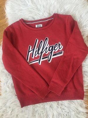 Tommy Hilfiger Sweat Shirt red-blue