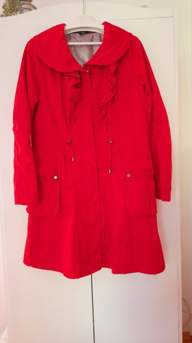 BC Collection Between-Seasons-Coat red