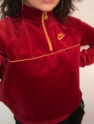 Nike Pull court rouge