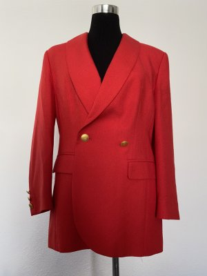 Sergio Cassani Boyfriend Blazer red-gold-colored