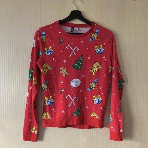 H&M Suéter rojo