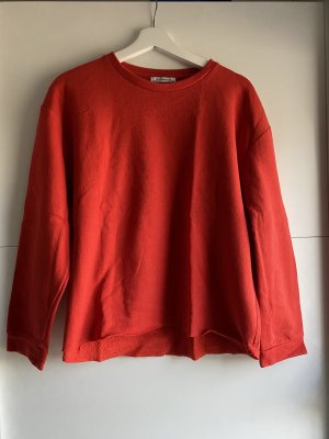 Roter Zara Pullover
