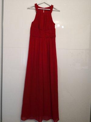 Rotes Abendkleid