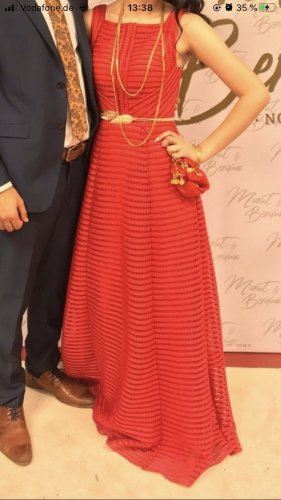 Rotes Abendkleid Abiballkleid Hochzeitskleid etc