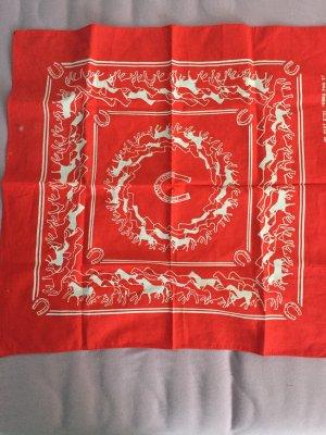 Pañoleta rojo-blanco