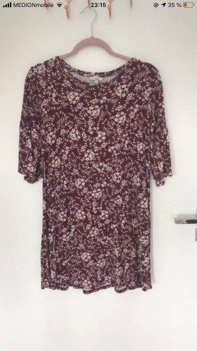 C&A Clockhouse T-shirt jurk veelkleurig