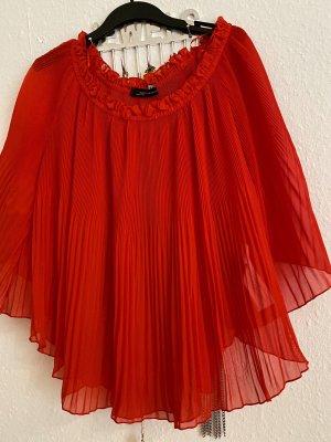 Rotes Bluse von Zara!