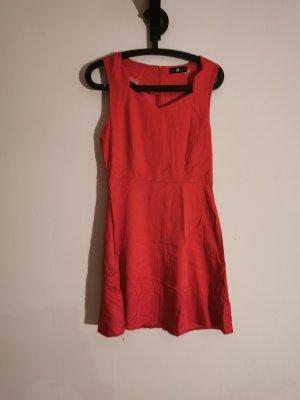 Daisy Street A Line Dress red