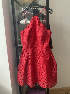 Chi Chi London Cocktail Dress red