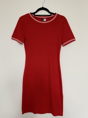 Rotes enges Kleid H&M