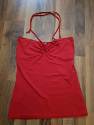 Rotes enges Top