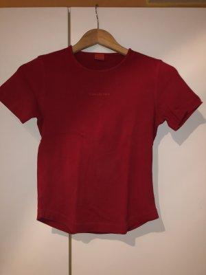 Rotes Esprit Tshirt