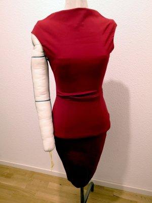 rotes Etuikleid von Zara Woman Gr. XS ungetragen Buisness