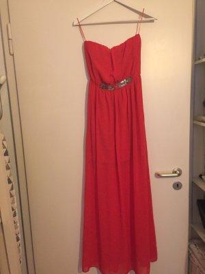 Zara Bandeau Dress multicolored