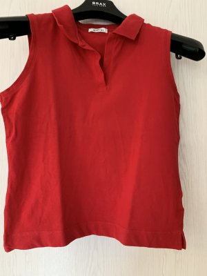 Gina Benotti Off-The-Shoulder Top red