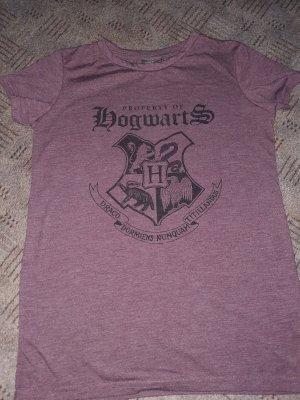 Rotes/ grau lila Harry Potter Tshirt