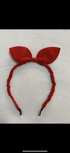 Hair Circlet red