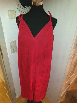 Sukienka plażowa czerwony