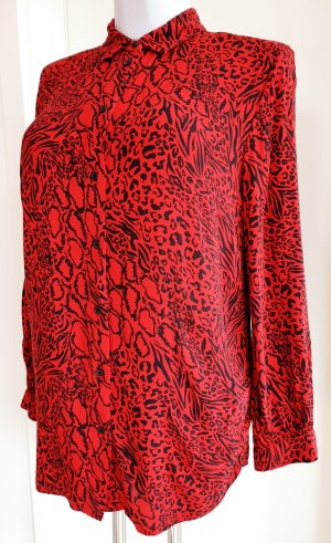 Rotes Hemdbluse Animal