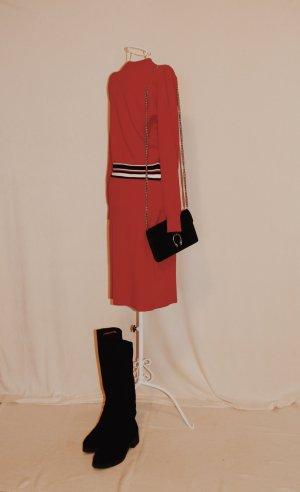 Hugo Boss Robe en maille tricotées multicolore