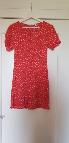 & other stories Sukienka plażowa biały-czerwony