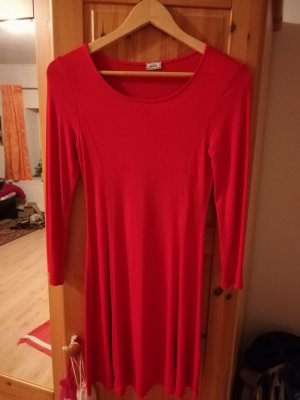 collection pimkie Abito jersey rosso scuro Viscosa