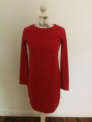 Armedangels Robe à manches longues rouge