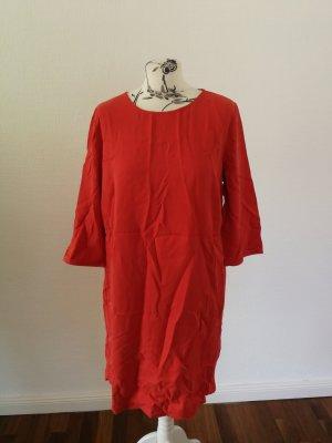 Armedangels Midi-jurk rood