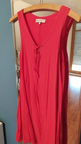 Rotes Kleid Even&Odd Größe S