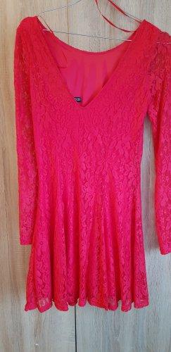 Rotes Kleid H&M