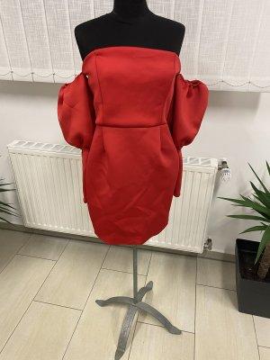 Rotes Kleid neu mit Etikett