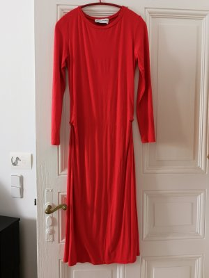 Rotes Kleid / S