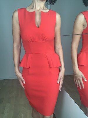 Rotes Kleid von Closet Größe 36