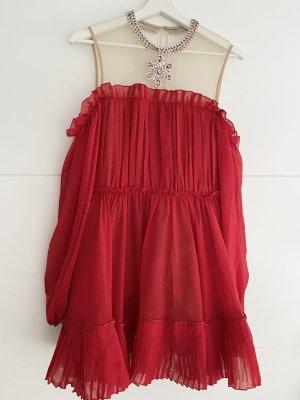 Rotes Kleid von Giambattista Valli x H&M Neu