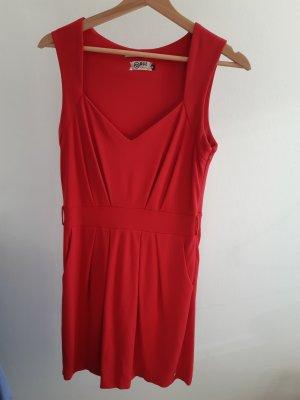 rotes Kleid von One Green Elephant Größe M