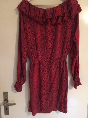 Rotes Kleid von Replay