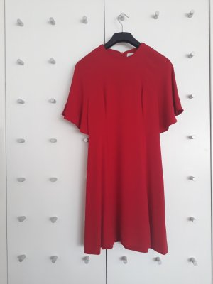 Rotes Kleid von Sandro