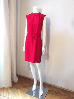 rotes Kleid, Wolle