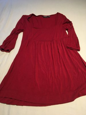 Mexx Vestido babydoll carmín-rojo oscuro