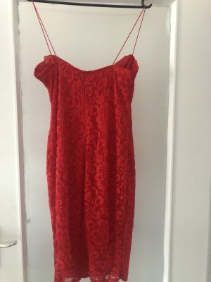 NLY One Robe crayon rouge