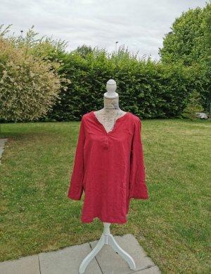 Sheego Crewneck Sweater red