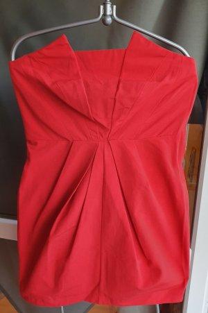 Vero Moda Sukienka mini czerwony
