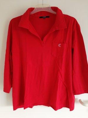 Clarina Koszulka polo czerwony