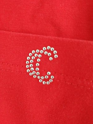 Rotes Oberteil Clarina