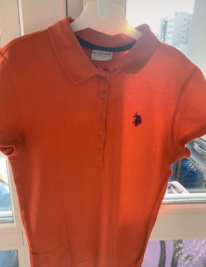 Rotes Polo Tshirt