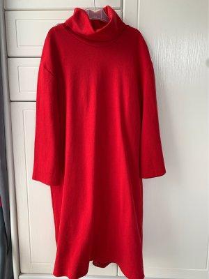 Zara Trafaluc Sweater Dress multicolored