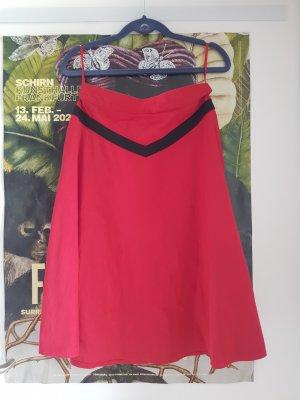 Banned Klokrok zwart-rood