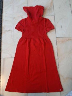 edc by Esprit Sukienka dresowa czerwony