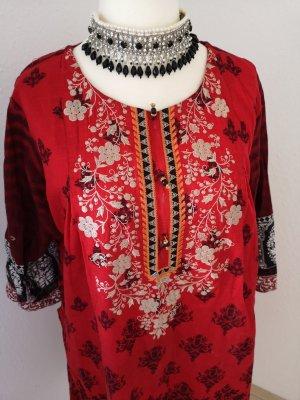 Robe Sweat rouge
